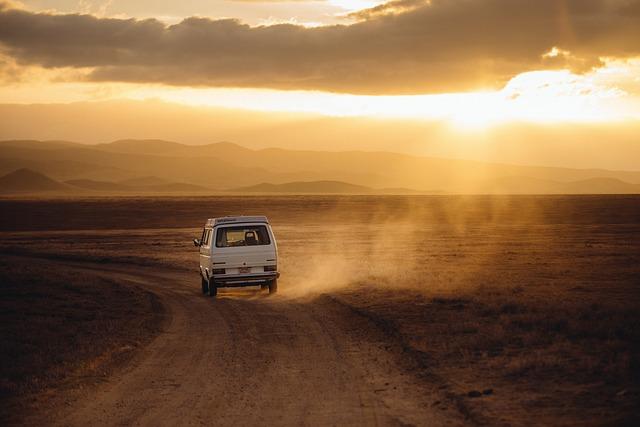 Podróże między państwami czy musimy podążać prywatnym autem?